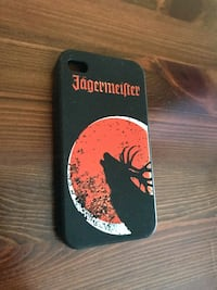 Cover Iphone 4 Jagermeifter  Solofra