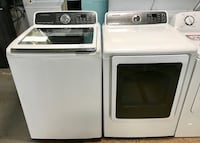 Samsung washer and dryer set 90 days warranty