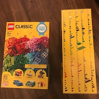 LEGO 900pcs - new - bulk $40 each