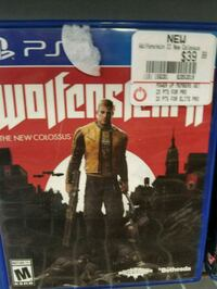 PS4 The Evil Within game case Hagerstown, 21742