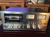Pioneer Vintage 70's Cassette Deck in Great Working Condition Cumberland, 02864