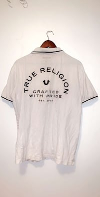true religion polo shirt