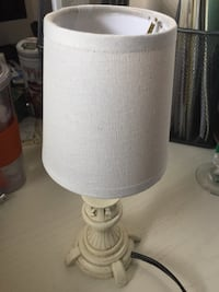 Small lamp with new shade Coral Springs, 33067