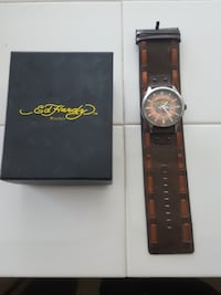ED HARDY watch Vancouver