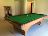 BILLIARD TABLE (We install it for you!) Toronto