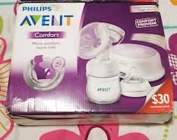 PHILLIPS AVENT ELECTRIC SINGLE BREAST PUMP KIT