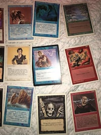 Magic The Gathering Cards rares uncommons Hampton, 03842
