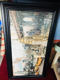 NYC picture frame Mississauga, L5M 4R3