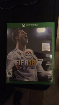 Fifa 18 for Xbox one  Sterling Heights, 48314