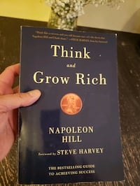 Think and Grow Rich by Napoleon Hill Elizabeth, 07202