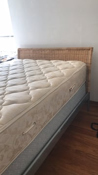 Mattress, boxspring, bed frame Oakland, 94619