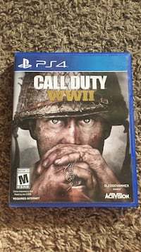 Call of Duty WWII PS4 Knoxville, 37916