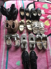 Size 7 and 8 Girl Shoes (kids) North Las Vegas, 89031