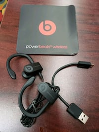 Beats by Dr. Dre Powerbeats3 ML8V2LL/A Wireless Earphones With Mic
