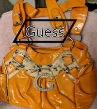 Orange Guess Purse Edmonton, T5M 0V7