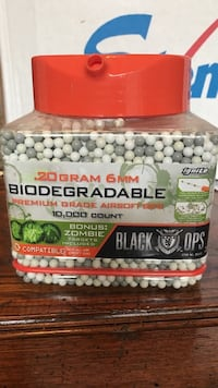 Airsoft bbs. Never opened