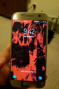Galaxy s7 great condition unlocked 300$ obo Guelph, N1L 1H2