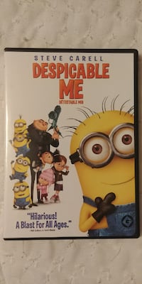Despicable Me 1 Mississauga
