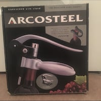 Acrosteel Corkscrew with Stand Markham, L6E 1A1