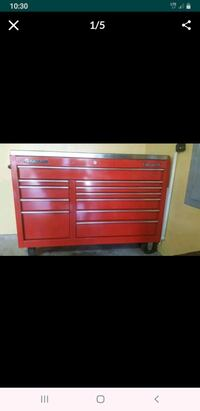 SNAP ON TOOL BOX CLASSIC 78 EDITION LIKE NEW