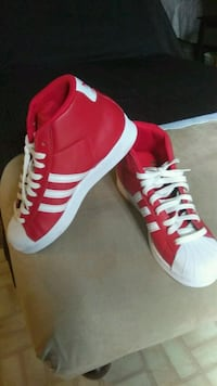 RED & WHITE PRO MODEL ADIDAS Harrisburg, 17113