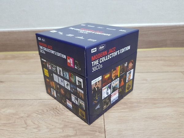 EMI Modern Jazz The Collector's Edition 30 CDs