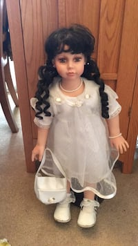 "Doll, 23"" tall  Springfield, 22153"