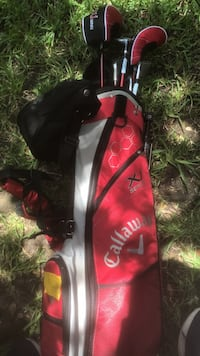 Kids Callaway XJ series clubs (almost new) West University Place, 77005