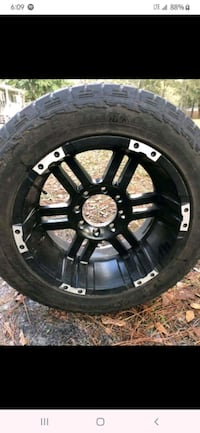 8x170 rims and tires