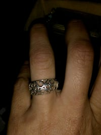 Sterling silver ring Fort Smith, 72903