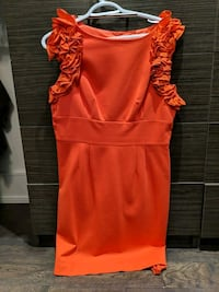 Trina Turk Orange dress Vaughan, L4K 3S3