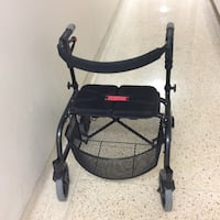Nexus rollator walker,used short time fortable,great conditions  Toronto, M2R