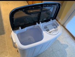 Washing machine works great MINI