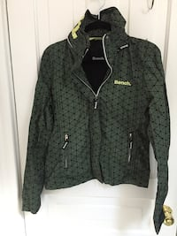 Black and Green Bench Jacket London, N6A 1N7