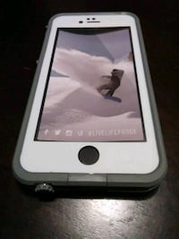 Brand New White Lifeproof Case  Cambridge, N3H 4X7