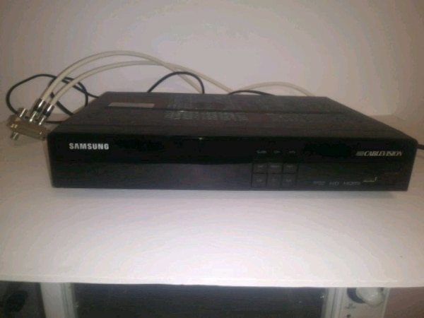 Cablevision cable box HD HDMI - Used