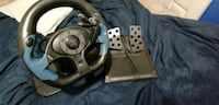 Steering wheel and pedals Kitchener, N2H 2T9