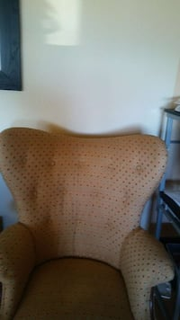 Antique wing back chairs valued at $448 2052 mi