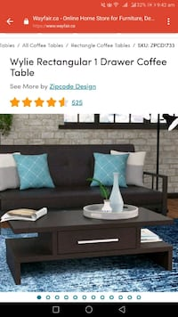 white and black wooden dining table with text overlay Toronto, M5A 4M8