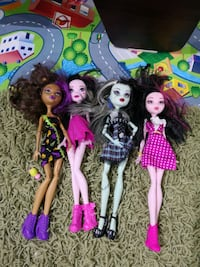 Monster High Doll Collection Vaughan, L4H