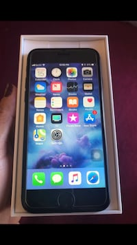 space gray iPhone 6 with box Moreno Valley, 92553