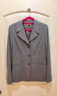 Women's Nordstrom Gray Suit  Herndon, 20171
