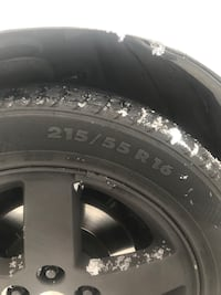 2  16 inch tires not on rims about 70 percent tread remaining Central Okanagan, V1Z 3P2