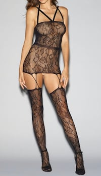 Fishnet Lingerie (Free gift with this purchase) Vaughan, L6A 2H9