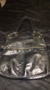 black leather Michael Kors handbag New York, 10011