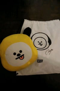 Selling Authentic BT21 Chimmy plush (medium size) Toronto, M6H