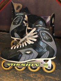 These are a great pair of blades missions real skate tops Trent Hills, K0L 1L0