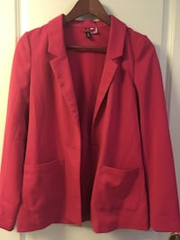 Never used magenta jacket 5941 km