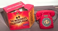 New Collectible phone (push buttons ) Little Rock, 72211