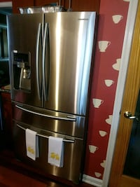 stainless steel french door refrigerator Springdale, 20774